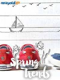 Spring Trends - Colección calzado