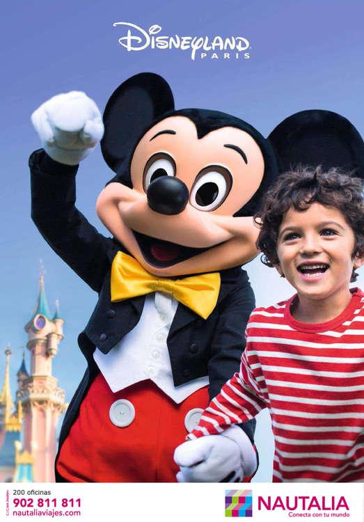 Ofertas de Nautalia, Disneyland 2016