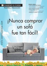 ¡Nunca comprar un sofá fue tan fácil!