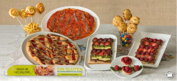 Ofertas de Mercadona, Masa de Hojaldre Sin Gluten, para todos los gustos