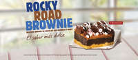 Rocky Road Brownie