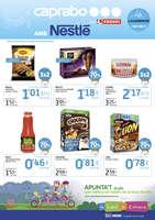 Ofertas de Caprabo, Especial Nestlé