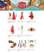 Ofertas de Disney Store, Elena de Avalor