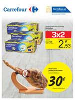 Ofertas de Carrefour, Ofertas setmanals