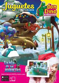 Juguetes Navidad 2016