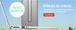Ofertas de Hewlett Packard, Rebajas de verano