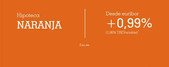 Ofertas de ING Direct, Hipoteca naranja