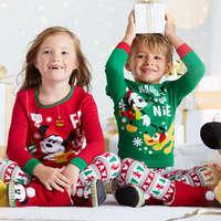 Pijamas navideños