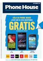 Ofertas de Phone House, Ofertas de Septiembre