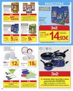 Ofertas de Carrefour, 3x2 en más de 5.000 artículos