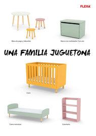 Flexa Play - una familia juguetona