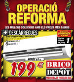 Ofertas de Bricodepot, Operació Reforma - Cabrera
