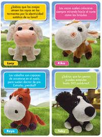 Diviértete con tus nuevos amigos de la granja