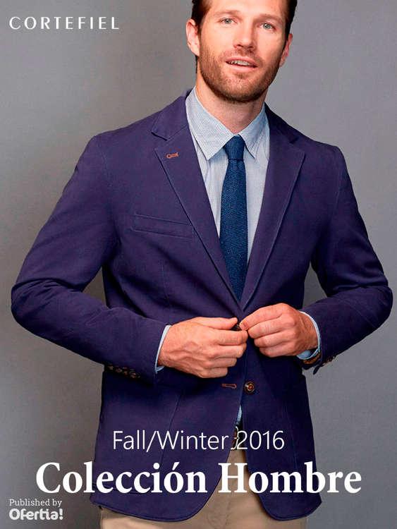 Ofertas de Cortefiel, Fall/Winter 2016 - Colección Hombre