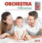 Ofertas de Orchestra, Premamá 2015