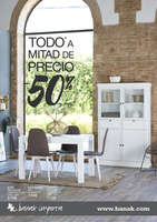 Ofertas de Banak Importa, Todo a mitad de precio. -50% - Valencia