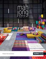 Ofertas de Roche Bobois, Mah Jong