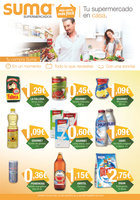 Ofertas de Suma, Tu supermercado en casa