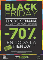 Ofertas de Mymobel, Black Friday -70%