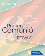 Ofertas de Carrefour, Primera Comunió - Regals