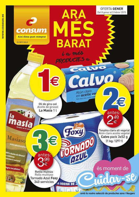 Ofertas de Consum, Ara més barat