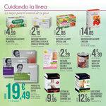 Ofertas de El Corte Inglés, Especial dietéticos. Aprende a cuidarte