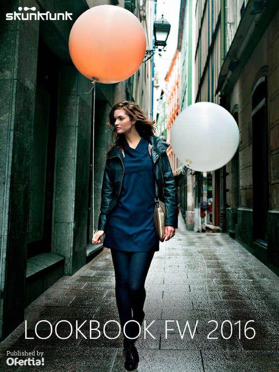 Ofertas de Skunkfunk, Lookbook FW 2016