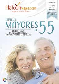 Especial mayores de 55