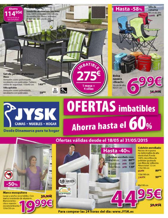 Ofertas de JYSK, Ofertas imbatibles. Ahorra hasta el 60%