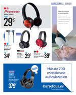 Ofertas de Carrefour, Déjanos compartir tu pasión