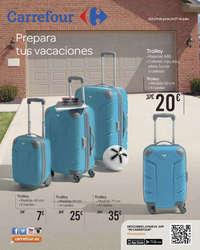 Prepara tus vacaciones