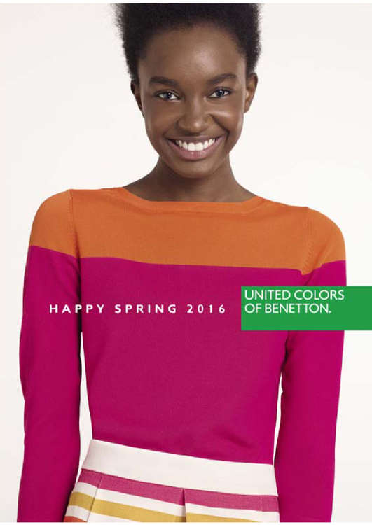Ofertas de United Colors Of Benetton, Happy Spring 2016