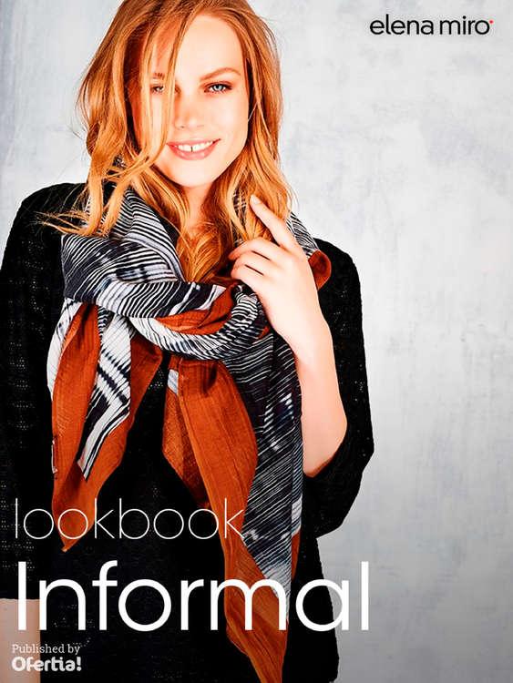 Ofertas de Elena Mirò, Lookbook Informal
