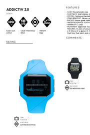 Watches Collection 2014