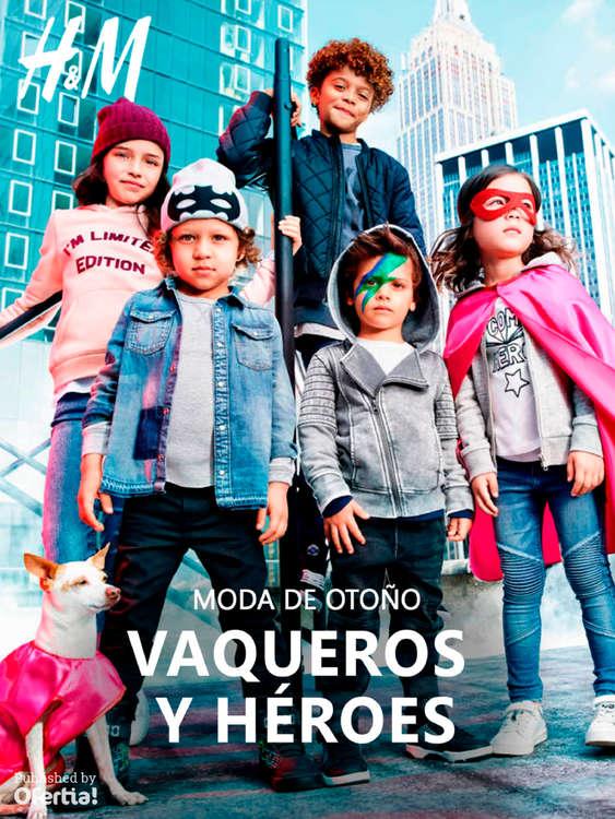 Ofertas de H&M, Vaqueros y Héroes