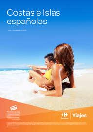 Costas e islas españolas