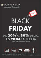 Ofertas de Camino A Casa, Black friday