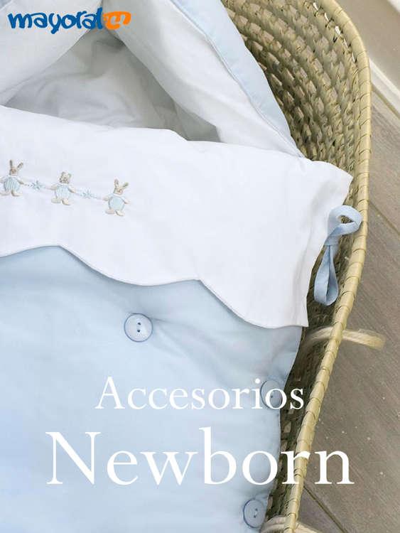 Ofertas de Mayoral, Accesorios Newborn