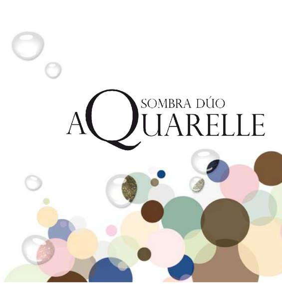 Ofertas de Mercadona, Sombra dúo Aquarelle