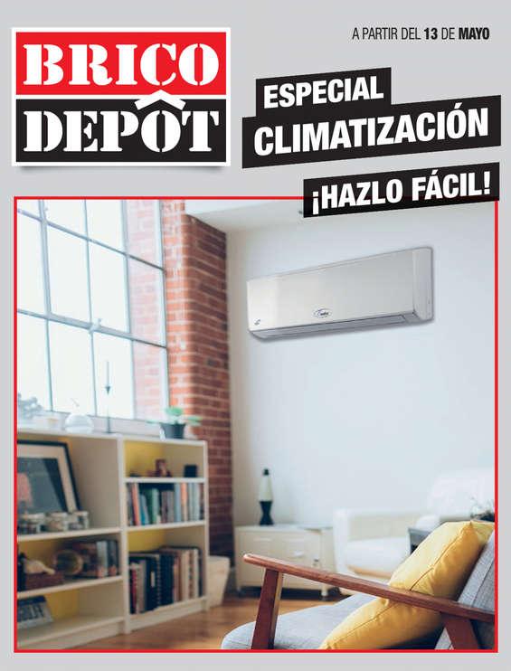Ofertas de Bricodepot, Especial Climatización- Avilés