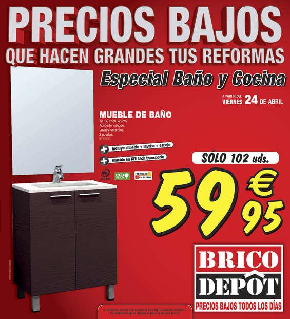 Ofertas de Bricodepot, Precios bajos que hacen grandes tus reformas - Granada