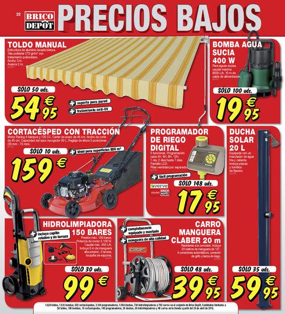 Comprar cortac sped en granada cortac sped barato en granada for Telefono bricodepot granada