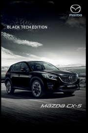 Mazda CX5 Black Tech Edition