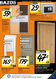 Comprar puertas correderas armarios en madrid puertas for Puertas correderas bricomart