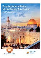 Ofertas de Viajes Cemo, Turquía, Norte de África, Medio Oriente, Asia Central y el Cáucaso