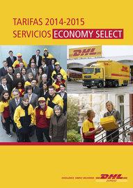 Tarifa de servicios de Barcelona 2015