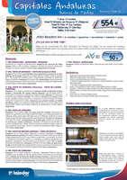 Ofertas de Viajes Tejedor, Capitales andaluzas