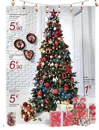 Navidear és decorar fins i tot el timbre de la teva veïna