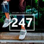 Ofertas de New Balance, Descubre la vida con las 247