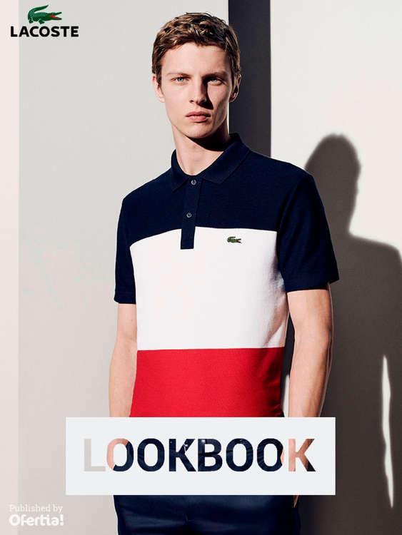 Ofertas de Lacoste, Lookbook Lacoste